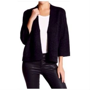 NWT Eileen Fisher navy cardigan small